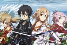 Netflix adiciona o anime Sword Art Online, mais
